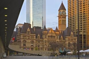 photo of Old City Hall Toronto National Historic Site