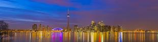 photo of Toronto Skyline Panorama