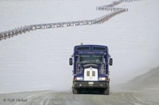 photo of Truck Winter Travel