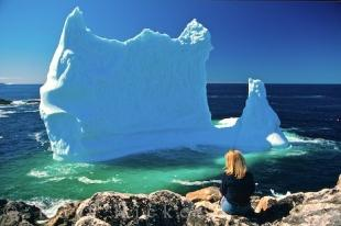 photo of Twillingate Newfoundland Iceberg