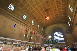 photo of Union Train Station Interior Architecture Toronto
