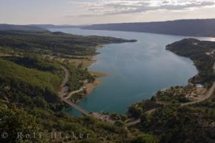 photo of Verdon River Sainte Croix Lake