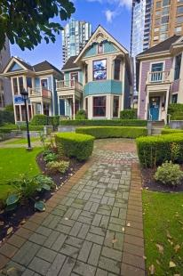 photo of Victorian Houses Vancouver