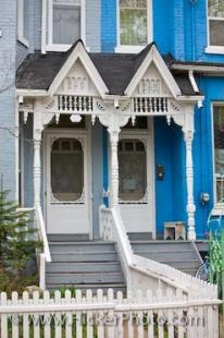 photo of Victorian Styled House Kensington Market Toronto