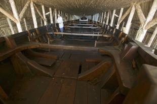 photo of Display Viking Ship Snorri