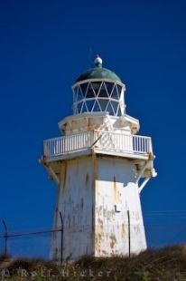 photo of Waipapa Point Lighthouse South Island New Zealand