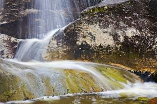 photo of Fresh Flowing Water Waterfall