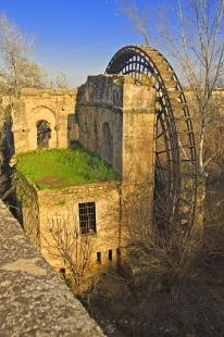 photo of Water wheel Molino de la Albolafia Cordoba