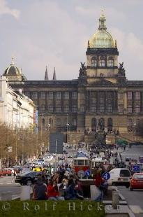 photo of Wenceslas Square Historic Museum Czech Republic