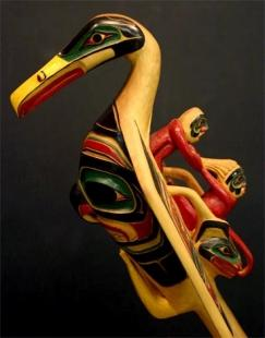 photo of West Coast Native Art