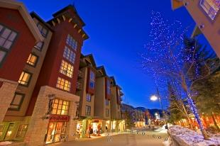 photo of Whistler British Columbia Winter Olympics Venue