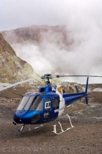photo of White Island Helicopter Tour New Zealand