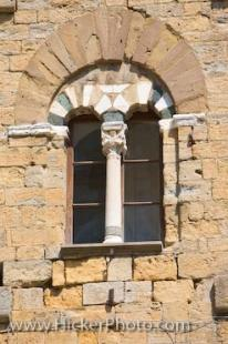 photo of Window Picture Palazzo Pretorio Volterra Tuscany Italy