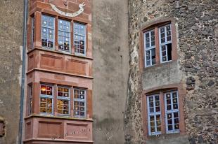 photo of Windows Ronneburg Castle Germany