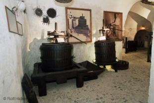 photo of wine making