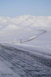 photo of winter road conditions