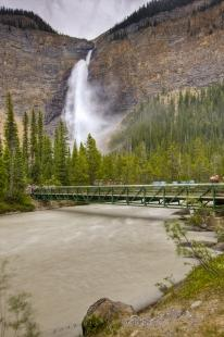 photo of Yoho Takakkaw Falls