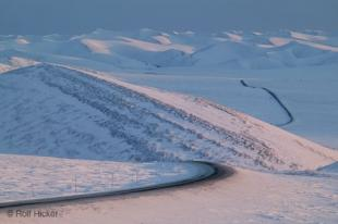photo of Dempster Highway Yukon Winter
