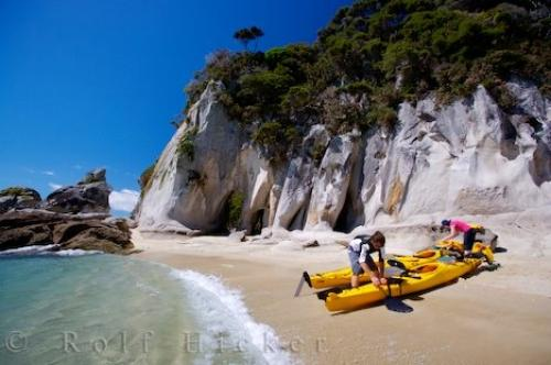 Abel Tasman Kayaking Vacation