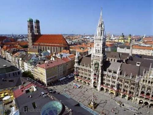 german culture munich architecture photo information