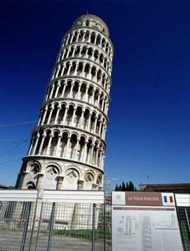 Photo:  leaning tower of pisa