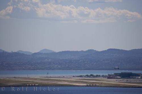 Photo:  Airport Nice France