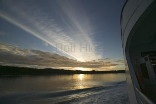 Photo:  BC Ferry Inside Passage British Columbia Pictures
