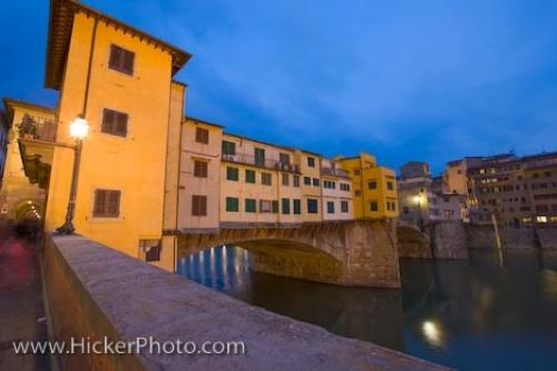 Ancient Bridge Architecture Dusk Picture