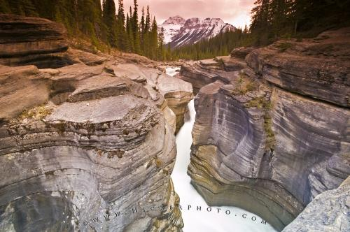 The beautiful Banff National Park is situated in Alberta,