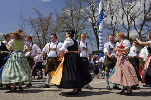 bavarian celebration dance photo information. Black Bedroom Furniture Sets. Home Design Ideas