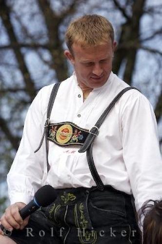 Photo:  Bavarian Lederhose