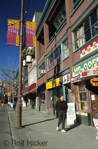 Photo:  Chinatown Vancouver BC