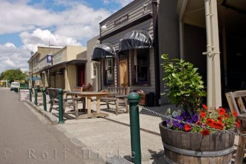 Clyde Town Shops Central Otago New Zealand | Photo, Information