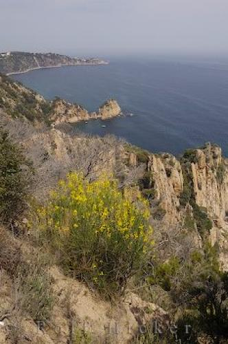 Costa Brava Shoreline Catalonia