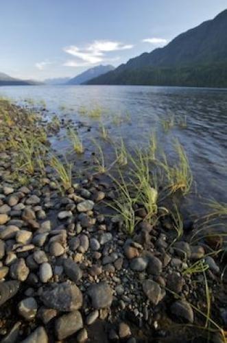 Photo:  Nimpkish Lake Rocks