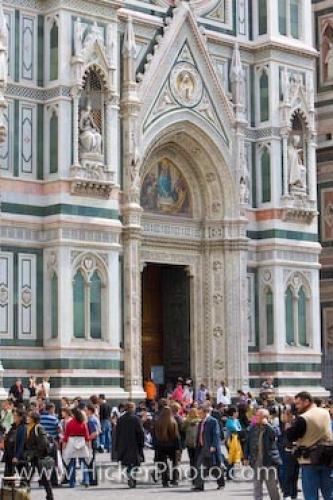 Photo:  Florence Cathedral Architecture Tuscany Italy