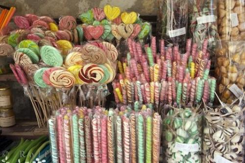 Picture of Gourdon Candy Store