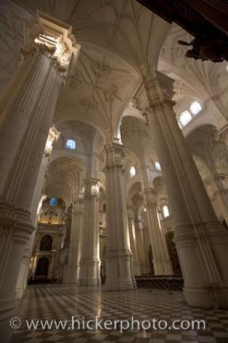 Granada Cathedral Architecture Andalusia Spain