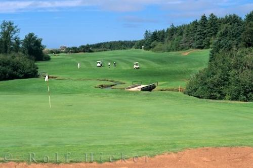 golf course. Green Gables Golf Course PEI