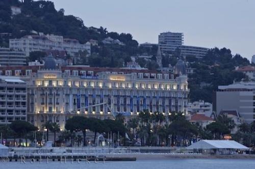 Photo:  Hotel Carlton Cannes