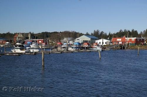 Ilwaco harbor photo information for Ilwaco wa fishing charters