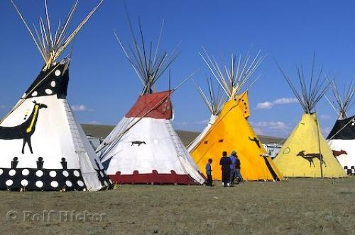 Photo:  First Nations Indian Pow Wow