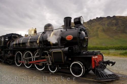 Photo:  Kingston Flyer Steam Train