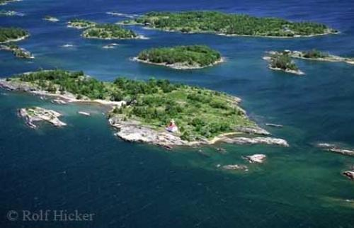 Parry Sound (ON) Canada  city images : ... islands in Parry Sound in Georgian Bay in Lake Huron, Ontario, Canada