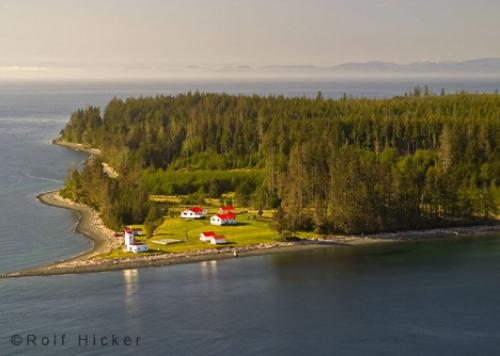 Photo:  Pulteney Point Aerial Pictures Of Lighthouses
