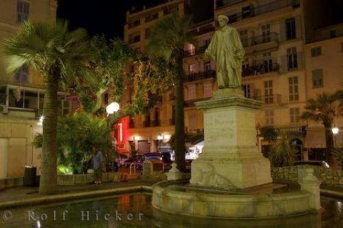 Photo:  Lord Brougham Cannes France