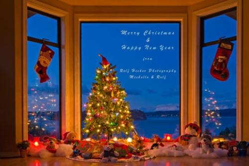 Photo:  Merry Christmas And Happy New Year
