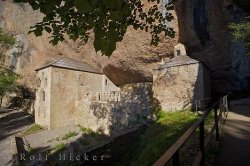 Photo:  Historic Monastery Rock Formations Picture