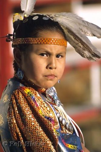 A cute Native Indian Girl