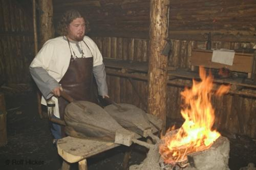 Blacksmith Photo Information